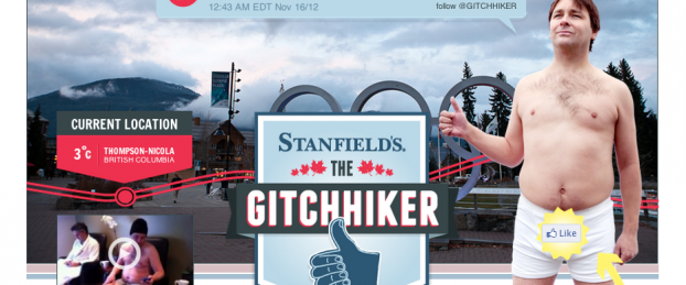 Gitchhiker Facebook Stainsfield