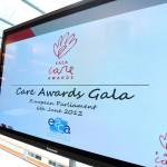 EACA Care Awards 2012 Winners