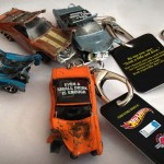 Hot Wheels – Don't drink and Drive Keychains
